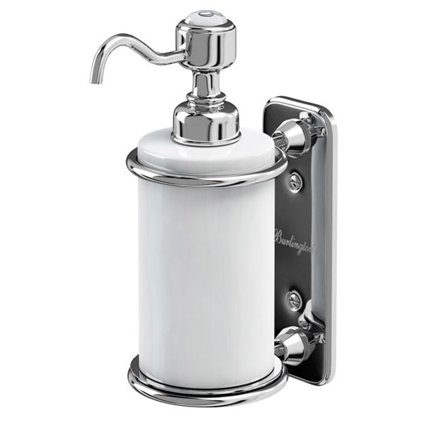 Burlington - Single Soap Dispenser - A19CHR Large Image