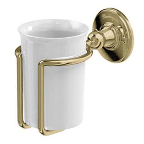 Burlington Gold Tumbler Holder - A2-GOLD
