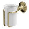 Burlington Gold Tumbler Holder - A2-GOLD profile small image view 1