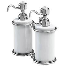 Burlington - Double Soap Dispenser - A20CHR Medium Image