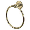 Burlington Gold Towel Ring - A3-GOLD profile small image view 1