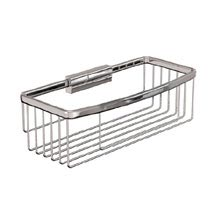 Britton Bathrooms - Large Deep Rectangular Wire Basket Medium Image