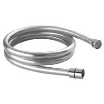 Ultra 1.5m Smooth Silver Flex Hose - A321 Medium Image