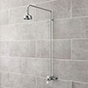 Ultra Beaumont Sequential Exposed Thermostatic Valve + Rigid Riser profile small image view 1