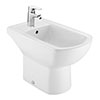 Roca Aire 1TH Floor Standing Bidet - A3570F4000 profile small image view 1