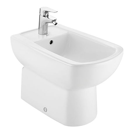 Roca Aire Back-to-Wall Floor Standing Bidet - A3570F7000