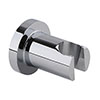 Nuie Luxury Chrome Plated Brass Wall Bracket - A377 profile small image view 1
