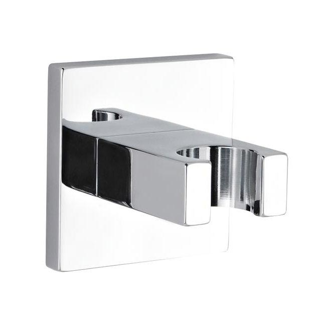 Hudson Reed - Square Wall Mounted Parking Bracket - A3794 profile large image view 1