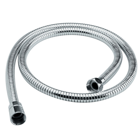 Ultra 1.75m Shower Flex Hose - Chrome - A393 Large Image