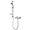 Nuie Dune Bar Shower Valve with Slider Rail Kit - A3910 profile small image view 1