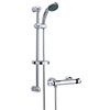 Ultra Dune Bar Shower Valve with Slider Rail Kit - A3910 profile small image view 1