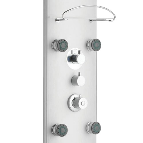 Ultra Thermostatic Luxor Dream Shower - A398 profile large image view 3