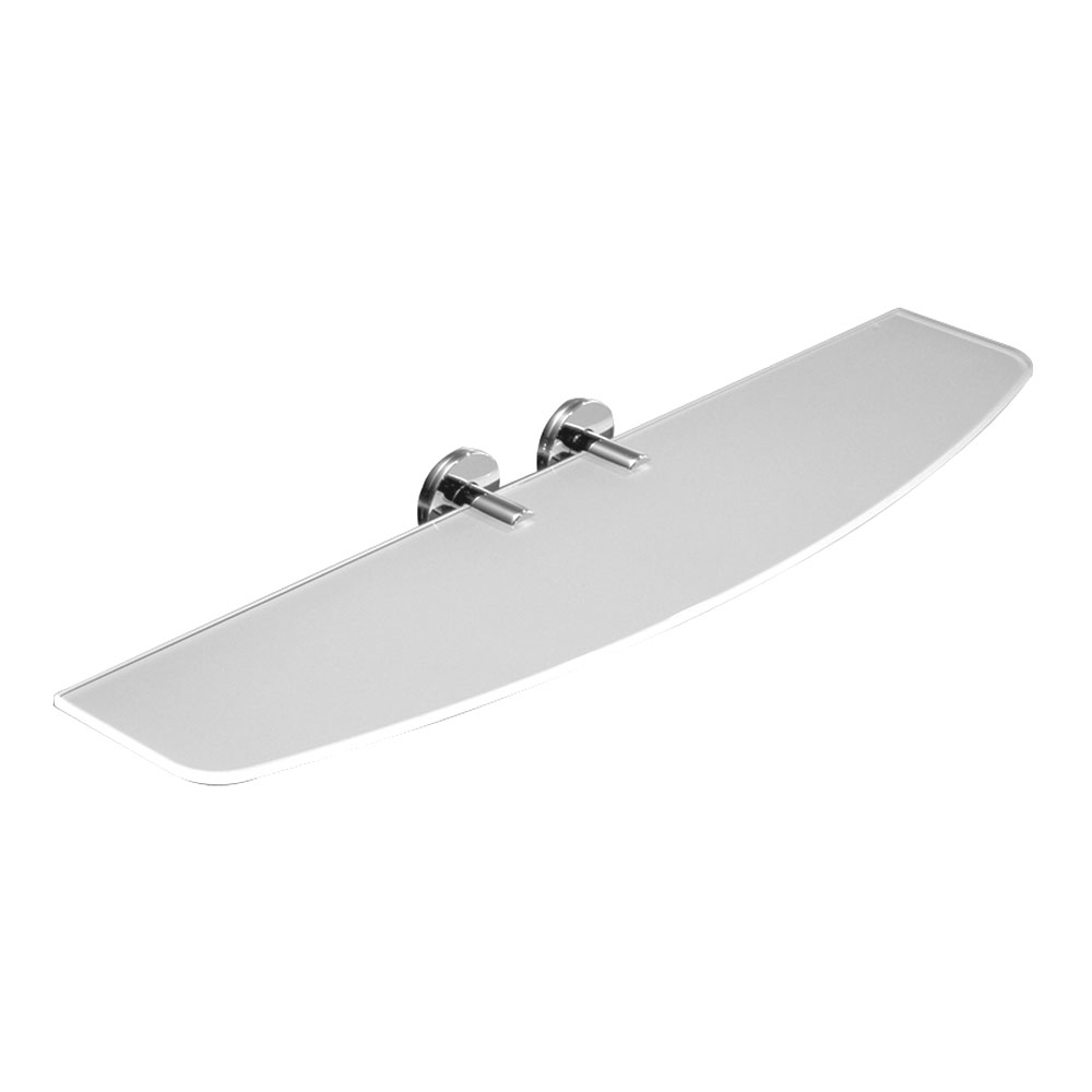 Inda - Touch 600mm Glass Shelf - A46080 Large Image