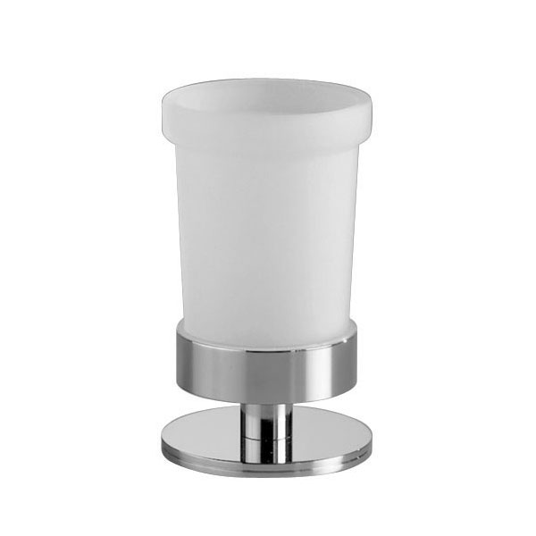 Inda - Touch Freestanding Tumbler & Holder - A4610Z Large Image