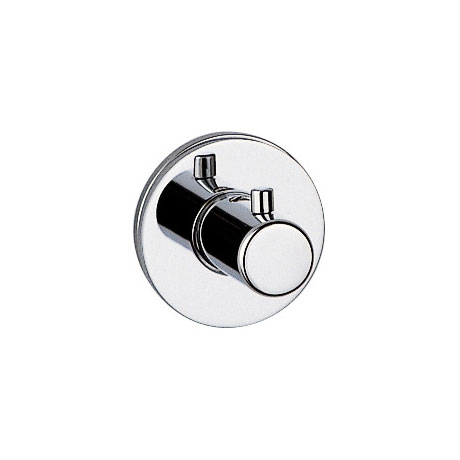Inda - Touch Single Robe Hook - A46200 Large Image