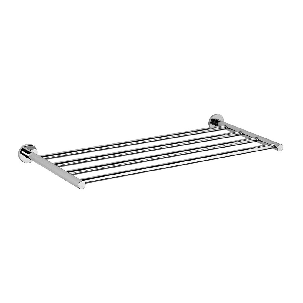Inda - Touch 650mm Towel Rack - A46680 profile large image view 1