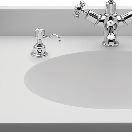 Burlington Surface Mounted Soap Dispenser - A48CHR