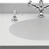 Burlington Surface Mounted Soap Dispenser - A48CHR profile small image view 1
