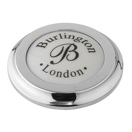 Burlington Tap Hole Stopper - Chrome Plated Brass