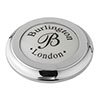 Burlington Tap Hole Stopper - Chrome Plated Brass profile small image view 1