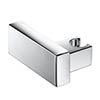Roca Wall Square Swivel Bracket for Hand Shower - A525021600 profile small image view 1