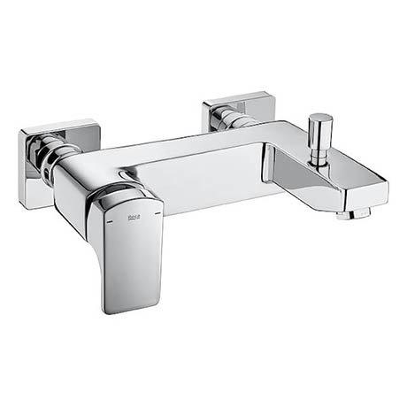 Roca L90 Wall Mounted Bath Shower Mixer - A5A0D01C00