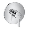 Roca Malva Concealed Manual Shower Valve - A5A223BC00 profile small image view 1