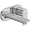 Ideal Standard Tesi Single Lever Built-In Basin Mixer - A6578AA profile small image view 1