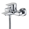 Ideal Standard Tesi Single Lever Exposed Bath Shower Mixer - A6583AA profile small image view 1
