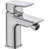 Ideal Standard Tesi Bidet Mixer with Pop-up Waste - A6589AA profile small image view 1