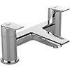 Ideal Standard Tesi Dual Control Bath Filler - A6590AA profile small image view 1