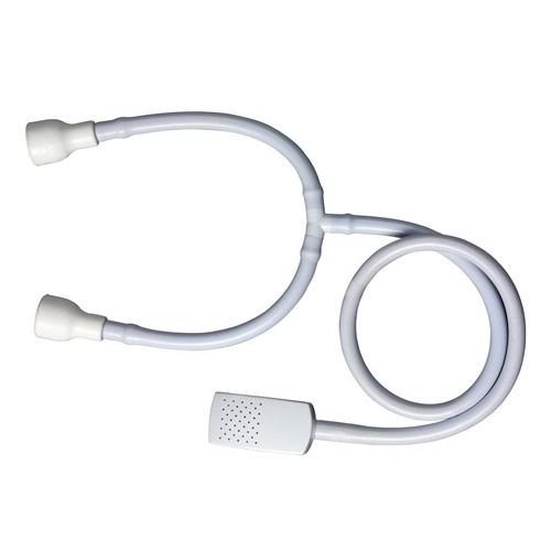 Croydex Shampoo Spray Shower Hose - White - AA101022 profile large image view 1