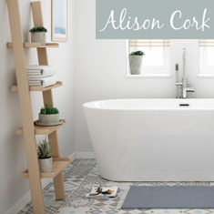 Alison Cork for Victorian Plumbing