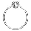 Alison Cork Chrome Towel Ring - AC177 Small Image