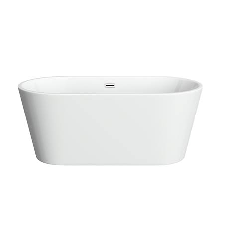 Alison Cork 1500 x 750mm Double Ended Free Standing Bath - AC201