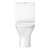 Alison Cork Short Projection Toilet & Soft Close Seat - AC239 Small Image