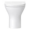 Back to Wall Pan & Soft Close Seat - Alison Cork for Victorian Plumbing profile small image view 1