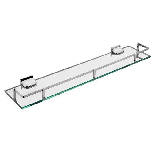 Sagittarius Madison Glass Shelf - Chrome - AC/254/C Large Image