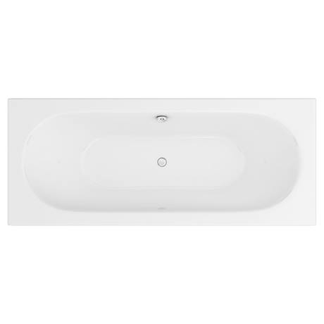 Alison Cork 1700 x 700mm Double Ended Bath - AC286