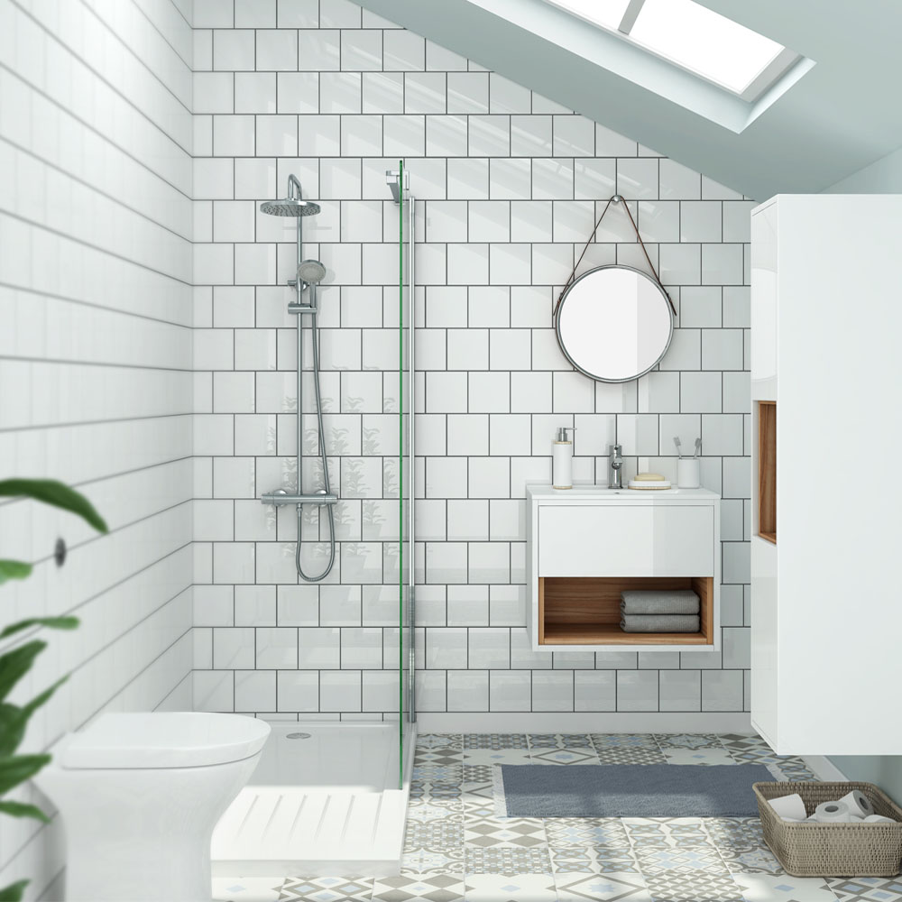 Bathroom Tile: 5 Bathroom Tile Ideas For Small Bathrooms