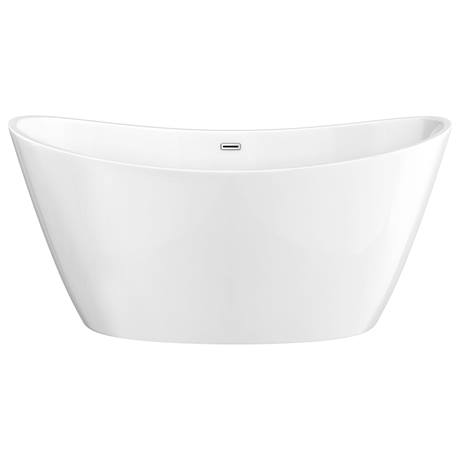 Alison Cork 1700 x 800mm Double Ended Freestanding Bath - AC301