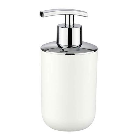 Soap Dispenser Boutique White - Alison Cork for Victorian Plumbing
