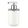 Soap Dispenser Boutique White - Alison Cork for Victorian Plumbing Small Image