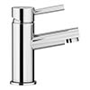 Alison Cork Mono Basin Mixer Tap with Waste - AC438 Small Image