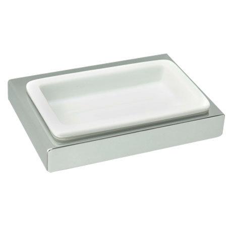 Sagittarius Rimini Soap Dish - Chrome -AC/671/C Large Image