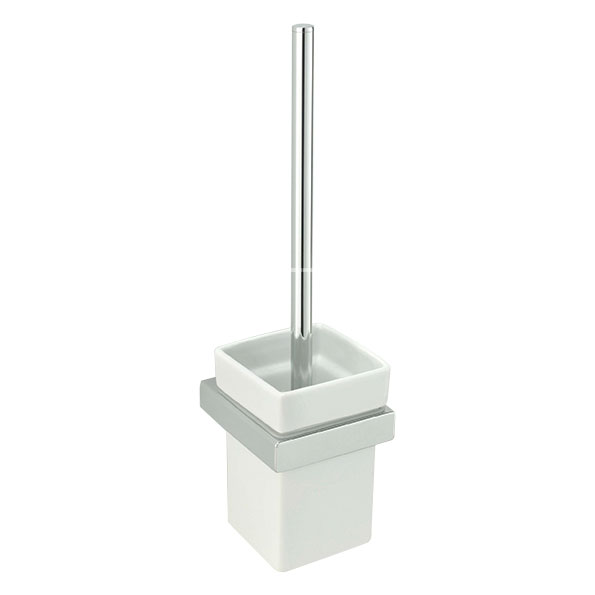 Sagittarius Rimini Toilet Brush Holder - Chrome - AC/679/C profile large image view 1