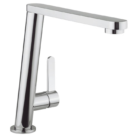 Crosswater - Cucina Acute Side Lever Kitchen Mixer - Chrome - AC714DC