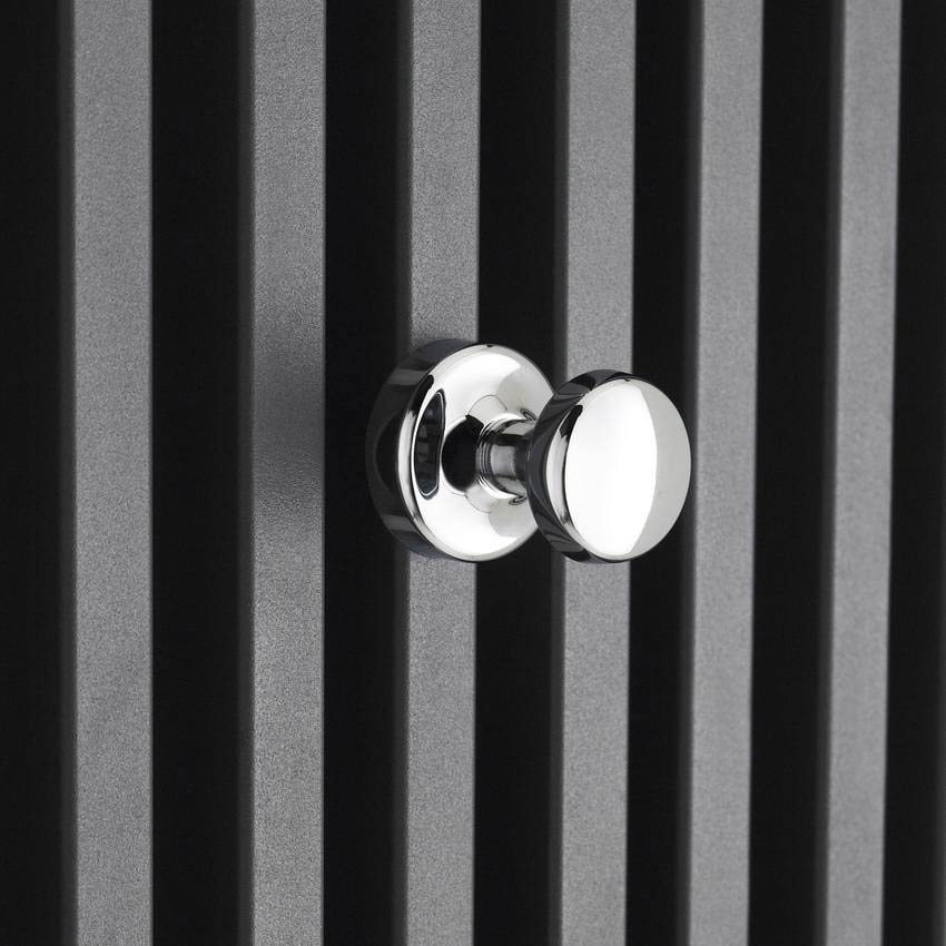 Hudson Reed - Magnetic Robe Hook - Chrome - ACC001 profile large image view 1