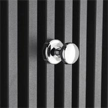 Hudson Reed - Magnetic Robe Hook - Chrome - ACC001 Medium Image