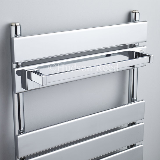 Hudson Reed - Magnetic Towel Rail - Chrome - ACC005 Large Image